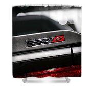 392 Hemi Dodge Challenger Srt Shower Curtain