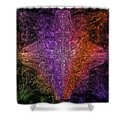 Abstract Series 03 Shower Curtain