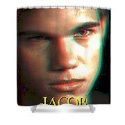 3d Jacob Shower Curtain