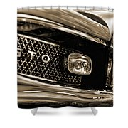 1967 Pontiac Gto Shower Curtain