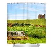 Abbotsbury Shower Curtain