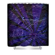 Abstract 95 Shower Curtain