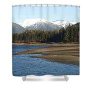 Alaskan Beauty Shower Curtain