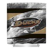 Anaheim Ducks Shower Curtain
