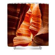 Antelope Canyon Shower Curtain