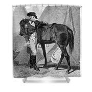 Anthony Wayne (1745-1796) Shower Curtain