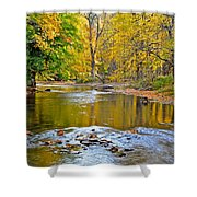 Autumn Overlook Shower Curtain
