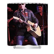 Billy Ray Cyrus Shower Curtain