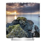 Cadgwith Shower Curtain