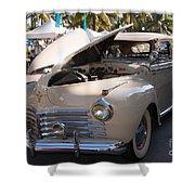 Chrysler Shower Curtain