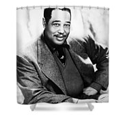 Duke Ellington (1899-1974) Shower Curtain