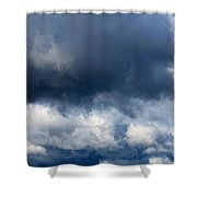 Escaping The Storm Shower Curtain