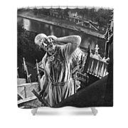 Eugene Viollet Le Duc (1814-1879) Shower Curtain
