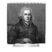 Francis Asbury (1745-1816) Shower Curtain