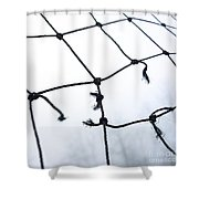 Goal Shower Curtain