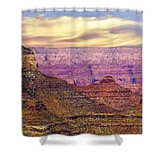 Grand Canyon National Park South Rim Shower Curtain