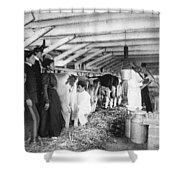 Hampton Institute, C1900 Shower Curtain
