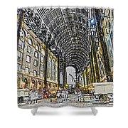 Hays Galleria London Sketch Shower Curtain