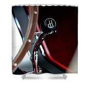 Hillsborough Concours Shower Curtain