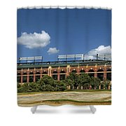 Home Of The Texas Rangers Shower Curtain