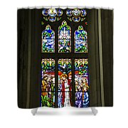 Igreja Luterana Of Petropolis- Brazil Shower Curtain
