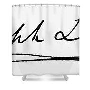 Joseph Lister (1827-1912) Shower Curtain