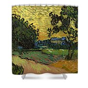 Landscape At Twilight Shower Curtain