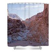 Natural Bridge Canyon Death Valley National Park Shower Curtain