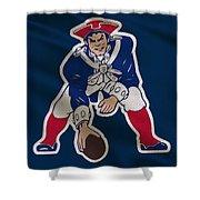 New England Patriots Uniform Shower Curtain