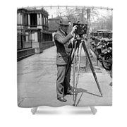 Photographer, C1915 Shower Curtain