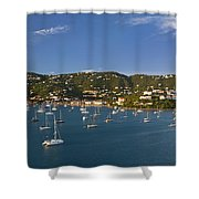 Saint Thomas Shower Curtain