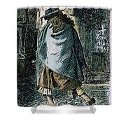 Samuel Pepys (1633-1703) Shower Curtain