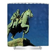 Sculptures Shower Curtain