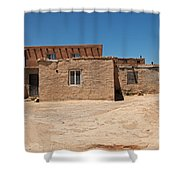 Sky City Acoma Pueblo Shower Curtain