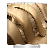 Street Cars  Fenders Shower Curtain