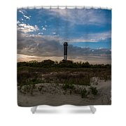 Lowcountry Character Shower Curtain