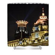 The Bund, Shanghai Shower Curtain