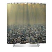 Tokyo, Japan Shower Curtain