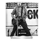 Tom Robinson Band Shower Curtain