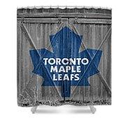 Toronto Maple Leafs Shower Curtain