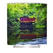 Washingtonville Ny Shower Curtain