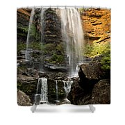Wentworth Falls Blue Mountains Shower Curtain