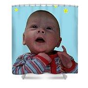 Zachary Shower Curtain