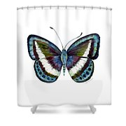 40 Danis Danis Butterfly Shower Curtain