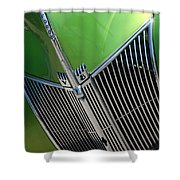 40 Ford - Grill Detail-8633 Shower Curtain