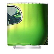 40 Ford - Rear Window-8547 Shower Curtain
