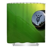 40 Ford - Tank-8517 Shower Curtain