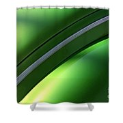 40 Ford - Trim-8545 Shower Curtain