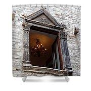 Views Of Split Croatia Shower Curtain