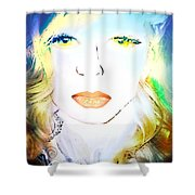 Antoinette Shower Curtain